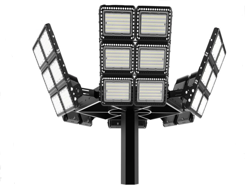 led outdoor high pole lights